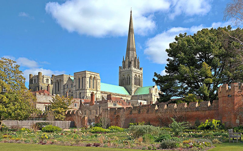 Chichester University - home of the South East Area Forum Summer School
