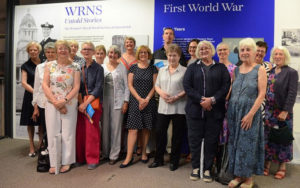 U3A members at Learning Together with the WRNS
