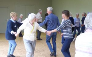 Neston U3A barn dancing