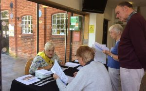 Farnham U3A open day